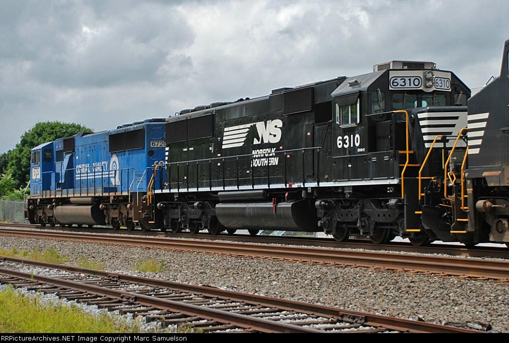 NS 6310 on 507