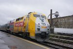 Via Rail Train 84