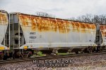 MWCX 480124 | Covered Hopper | BNSF Birmingham Subdivision