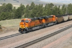 BNSF 5929 brings more loads up