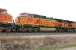 BNSF 4535