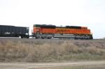 BNSF 9374 is a shiney DPU