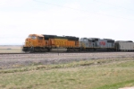 BNSF 8853 and TFM pal