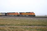 BNSF 4023 East