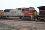 BNSF 8277