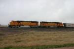 BNSF 9981