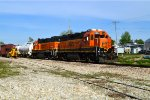BNSF 2874 and 2539
