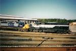 Ex- RF&P GP40