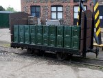 World War 1 Ammunition Wagon 132