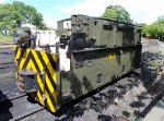 Baguley Drewry Battery Loco NG23 used by Royal Air Force at their Underground Weapons Store at Chilmark, Wiltshire