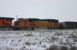 BNSF 8882 has a nose job