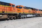 BNSF 3732 climbs the Cajon Grade towards BNSF Barstow were My Son William would Photograph Her :))) Again just before She Enters The BNSF Barstow yard for a crewswap.
