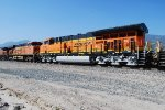 BNSF 3732 Heads towards BNSF Barstow for a Crewswap.
