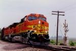 BNSF 4405