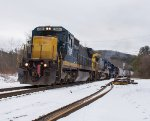EDPO rounds the curve at Wendell Depot