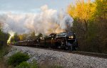 """NW 611 leads """"The Virginian"""" west"""