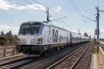 Vectron Test Run at Germany