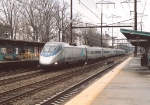 Amtrak train 2208