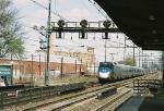 Amtrak train 2153