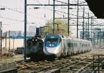 Amtrak train 2155