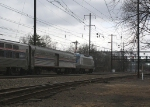 Amtrak train 98