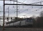 Keystone train 646