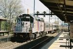 NJT train 2310