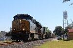 CSX 3331 leads the MEWSA-06 through Richmond