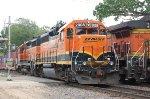 BNSF 2902 & 2008