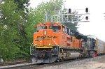 BNSF 8768 & 9793