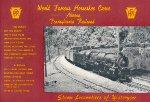 """World Famous Horseshoe Curve,"" Front Cover, 1973"