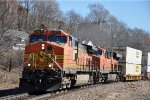 Intermodal continues west after meet