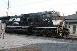 NS SD70ACu #7253