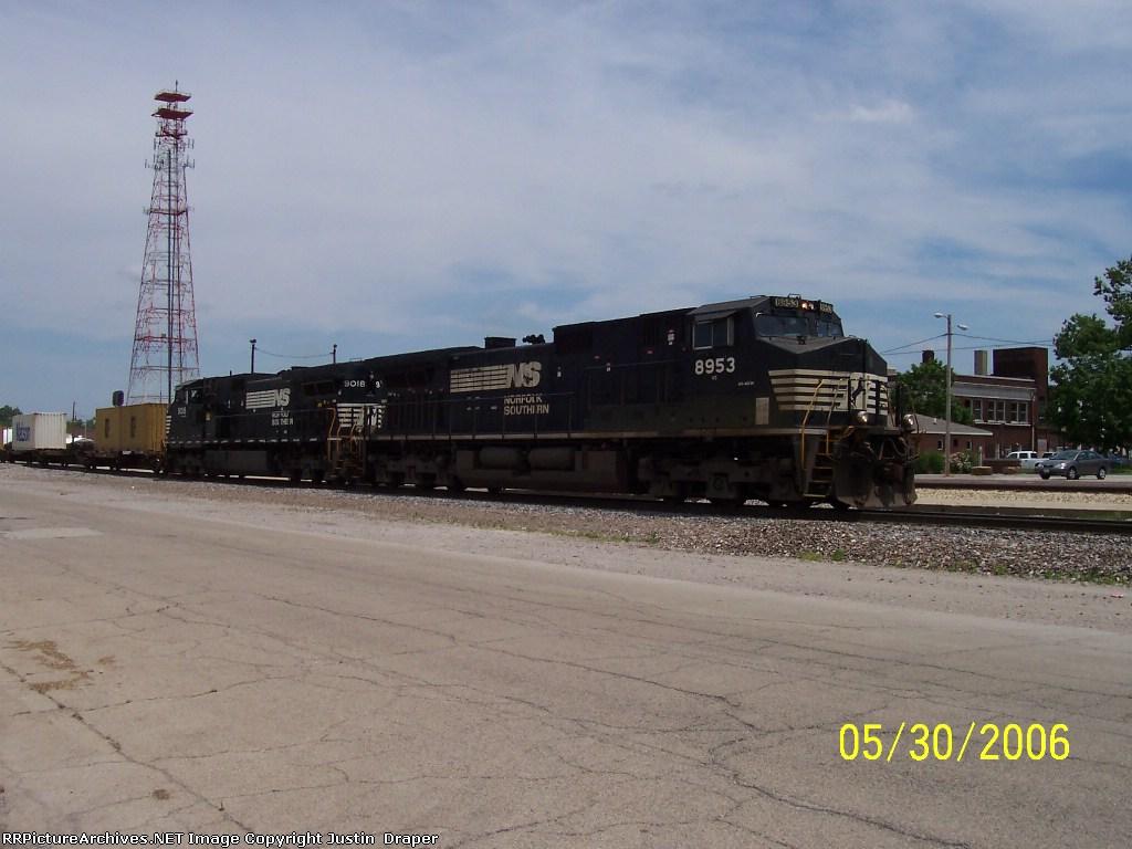 NS 8953 & NS 9018