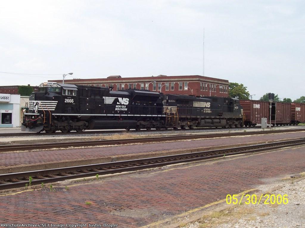 NS 2666 & NS 9430