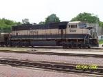 BNSF 9649-DPU