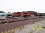 BNSF 8967 & BNSF 5827