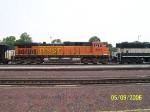 BNSF 5603-DPU