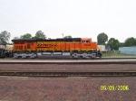 BNSF 5958-DPU