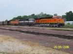 BNSF 5603, BNSF 9835, & BNSF 5958-DPU