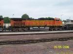 BNSF 4142