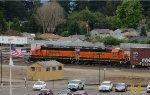 BNSF 2640-BNSF 2628