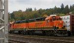 BNSF 2640-BNSF 2645