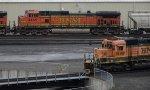 BNSF 4455-BNSF 1599