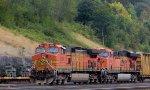 BNSF 5204-BNSF 6186