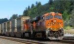 BNSF 6767-BNSF 5242