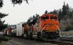 BNSF 8515-BNSF 3872