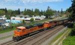 BNSF 9062-BNSF 9206