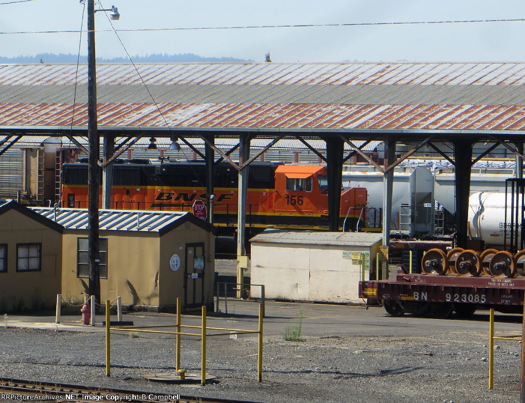 BNSF 156-BN 923085