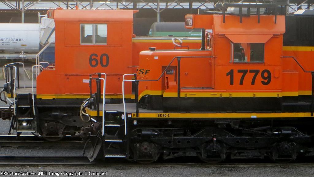 BNSF 1779-BNSF 60